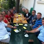 3 Wahl-Tour-Start in Arlesheim